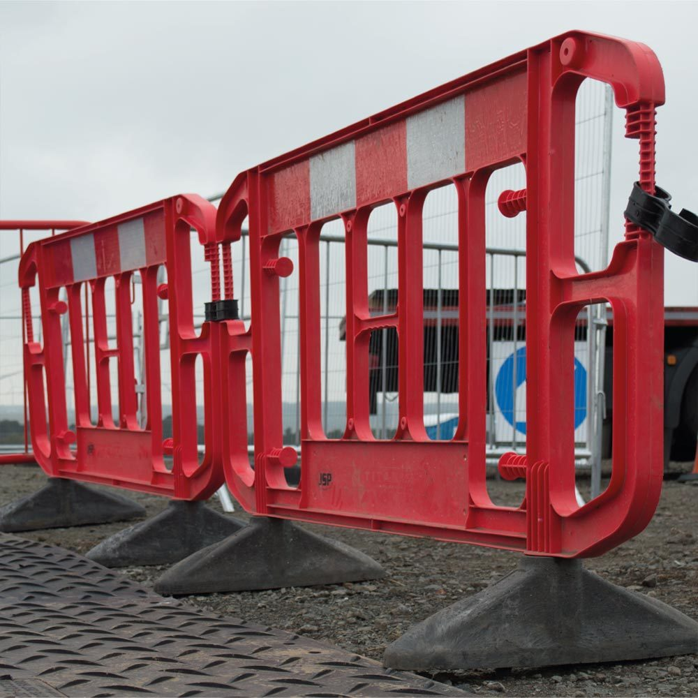 One Piece Barrier System